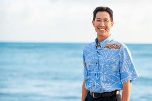 Candidate Q&A — U.S. House District 1: Charles K. Djou