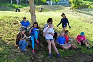 Kona Charter School Now Serving Universal Free Breakfast to Students