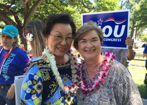 Pat Saiki Says Hawaii Democrats Are 'Whining' About TV Ads