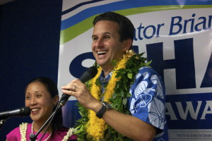 Hawaii US Senate: Schatz Leads Hanabusa — Slightly