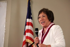 Peter Carlisle: An Interview With Hawaii Rep. Colleen Hanabusa