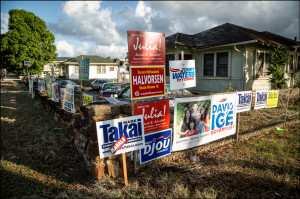 Study: Hawaii Is 3rd Least Politically Engaged State