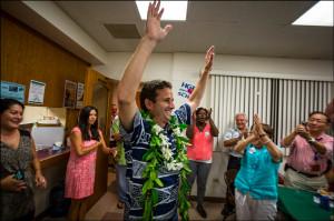 Hawaii Primary: Schatz Hangs On To Win US Senate Race