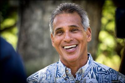 Candidate Q&A: Governor of Hawaii — Duke Aiona