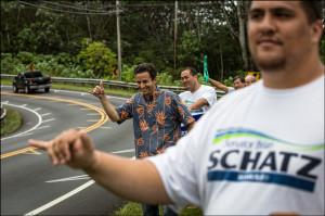 Schatz Has $3M In Campaign Cash