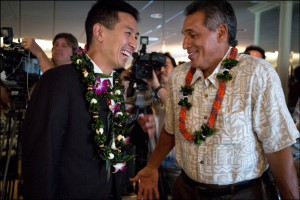 Djou Jumps Into Mayor's Race; Aiona Opts Not To Run At All