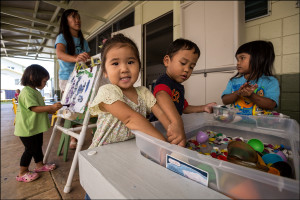 Big Bucks Going Into Preschool Ballot Initiative