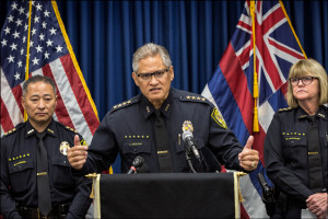 A Peek Inside The Corruption Probe Of Honolulu's Police Chief