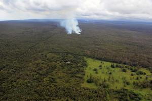 Lava Flow Threatens Pahoa Schools
