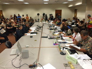 Hawaii Lawmakers Grill Honolulu Police Chief on Domestic Violence