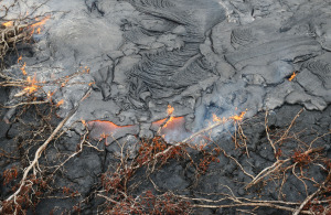 Keeping Up With the Kilauea Lava Flow on Social Media