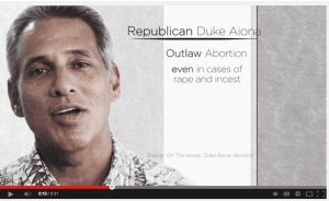 Ad Watch: National Dems and GOP Go Negative in Hawaii Governor Race