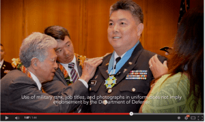 Ad Watch: Takai Plays the Veterans Card. Again.