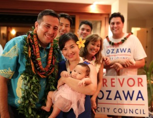 Honolulu City Council: Carol Fukunaga and Trevor Ozawa Win