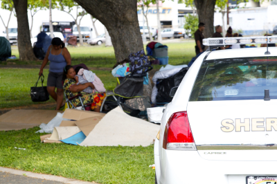 Homeless Rousted from Kakaako as 'Hawaii Five-0' Readies Shoot