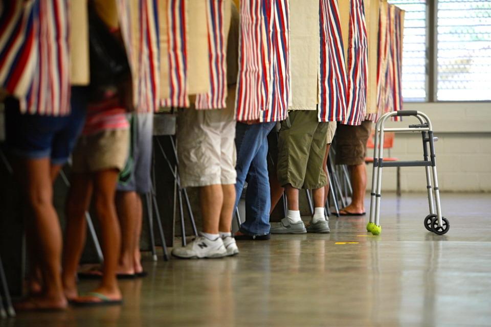 Hawaii Elections