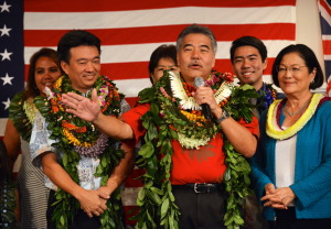 Gov. Ige's Campaign Cash As Low As His Poll Numbers
