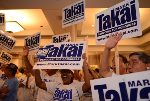 Scenes From Mark Takai's All-Too-Short Congressional Career