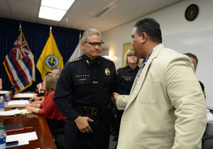 Honolulu Police Commission Defers Chief Kealoha Investigation