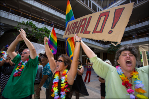 Chad Blair: How Hawaii Helped Lead The Fight For Marriage Equality
