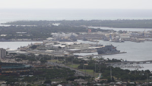 Navy Poised To Clean Pearl Harbor Sediment Contamination