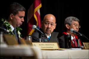 Honolulu City Council Committee Chairs Picked