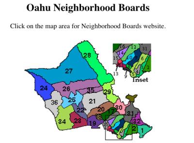 Neighborhood Board Elections Begin Friday