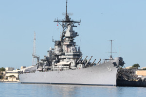 Battleship Museums Team Up
