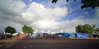 Obama Presidential Library: Homelessness and Hawaii's Campaign