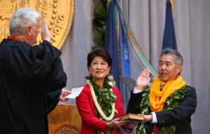Hawaii Gov. David Ige's Inauguration Speech (FULL TEXT)