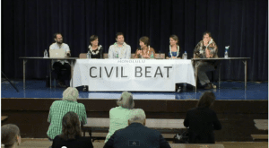 Watch Civil Beat's Education Cafes