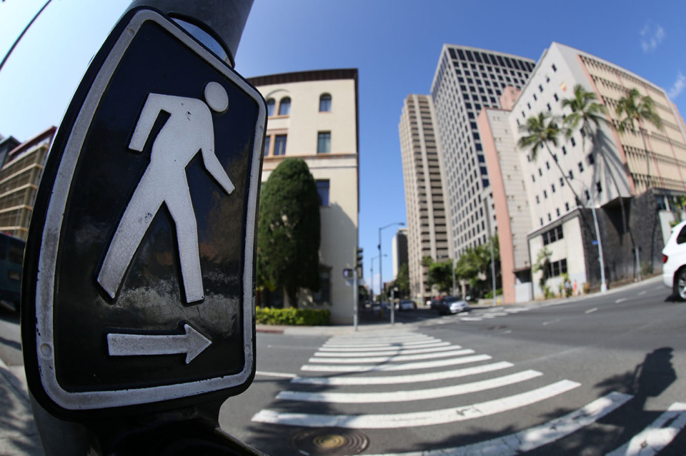The Soul-Crushing Experience Of City Crosswalks