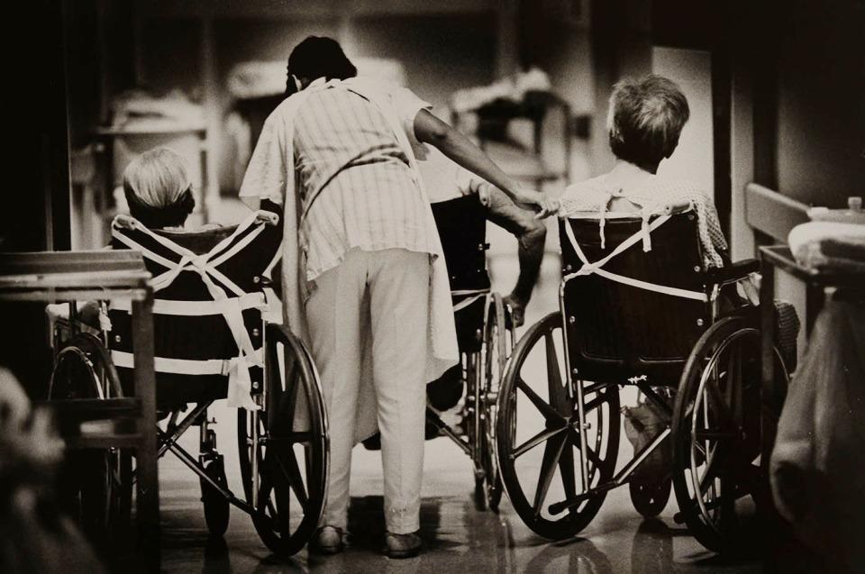 A Key Part Of Hawaii's Nursing Workforce Is Shrinking Fast