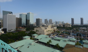 Honolulu Ranked No. 8 for 'Livable Cities'