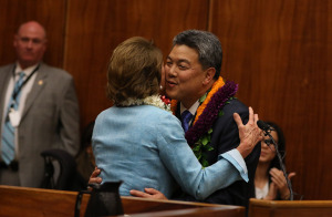 Takai to Serve on Obama's Escort Committee for State of the Union