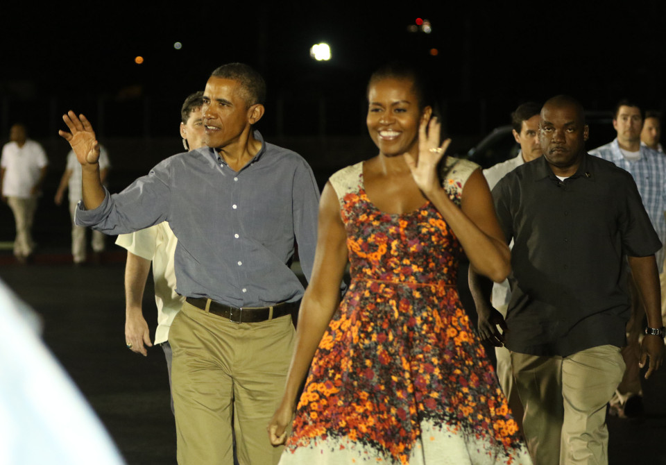 Obama's Hawaii Vacations