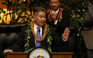Ige's State of the State Highlights Finances, Energy and Education