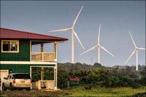 Half Of Big Island Power Is Renewable