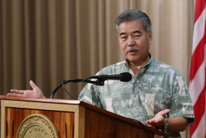 Ige Urges Senators to Support Carleton Ching Nomination for DLNR