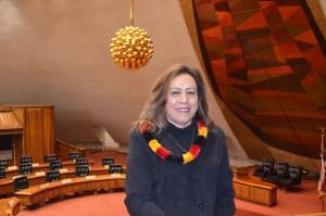 Aloha, Mele Carroll: We'll Miss You