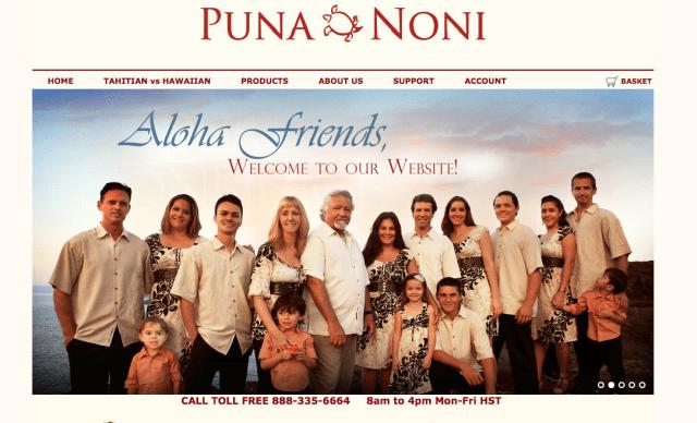 Puna Noni Noni Aloha