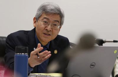 Hawaii Senate President Wishes Breene Harimoto a 'Speedy Recovery'