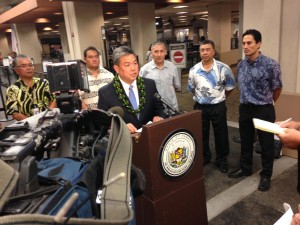 Takai Wants to End Political 'Impasse' Over Funding Homeland Security