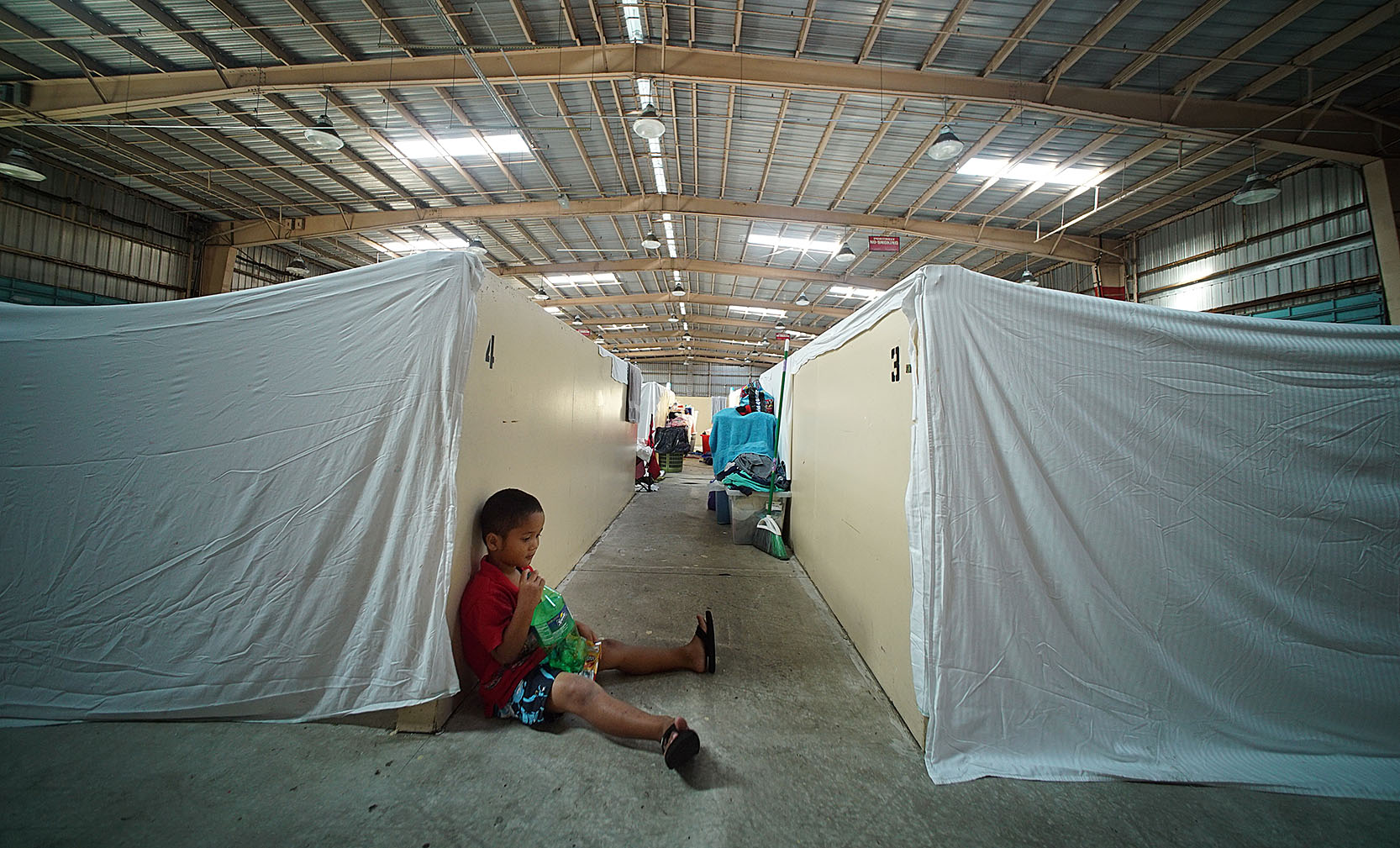 <p>Micronesian families often have a hard time finding affordable housing in expensive Honolulu.</p>