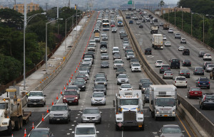 Honolulu Traffic Jam: 'A Perfect Storm of Everything Falling Apart'