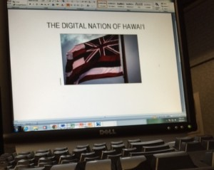 Peter Apo: The Digital Nation of Hawaii