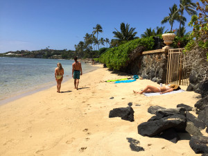 Samsung Billionaire Allowed to Build New Seawall in Kahala