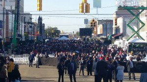 Selma at 50: Unity at the Edmund Pettus Bridge