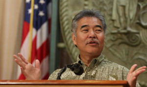 Ige Was a Hands-On Guy With the Legislature — For Better or Worse