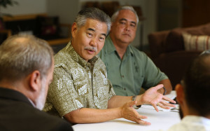 Deadline Looms for Ige to Pick New DLNR Chair